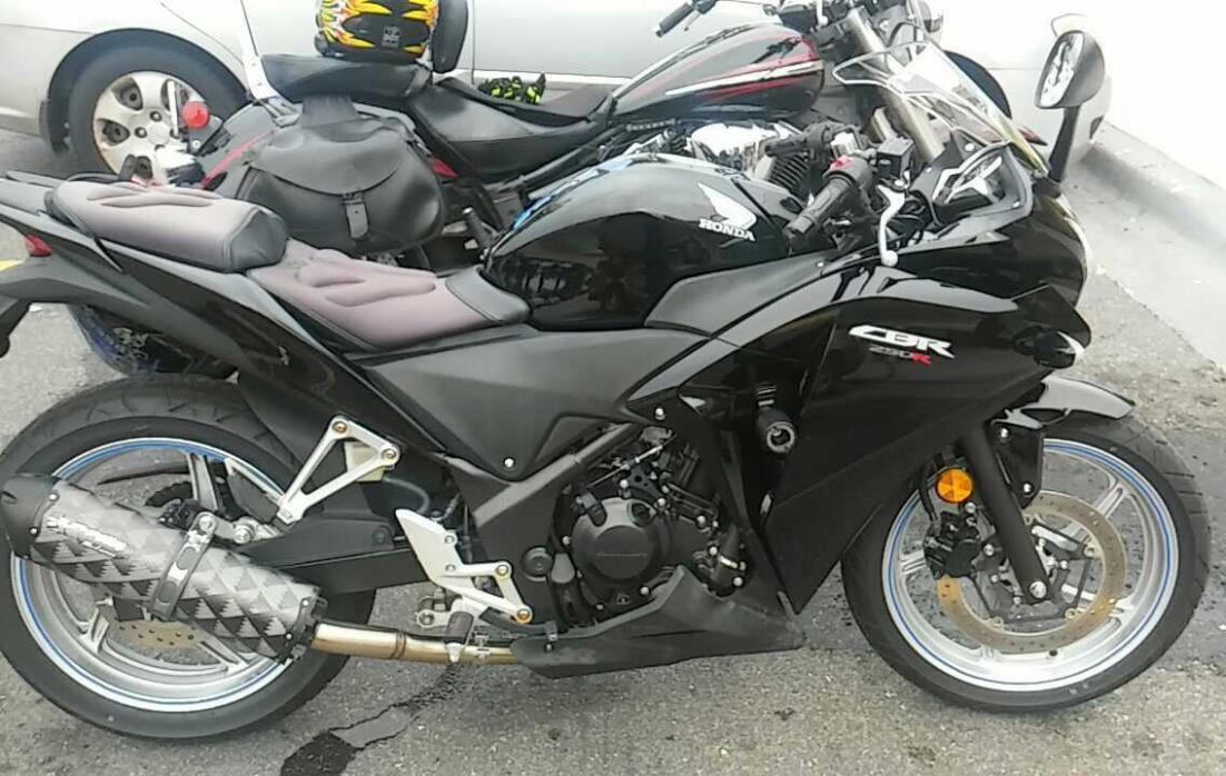 Honda cbr 250r motorcycles for sale in lakeland florida for Honda dealership lakeland