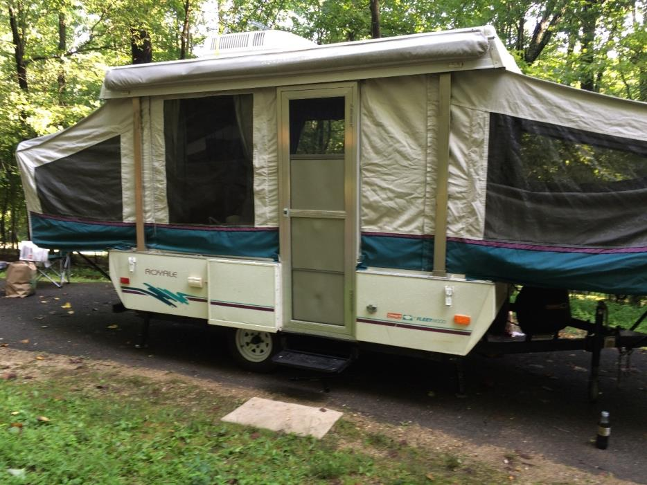 1995 Coleman DESTINY ROYALE