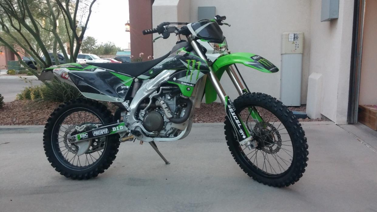 Klx450r For Sale