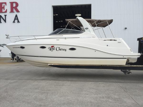 2007 Rinker 280 Express Cruiser