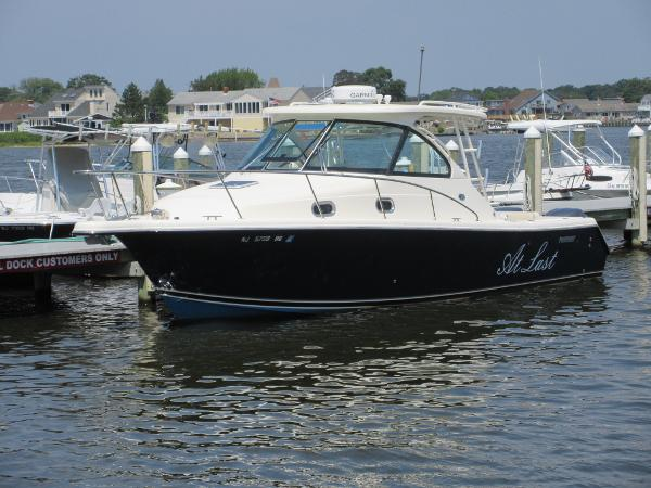 2009 Pursuit OS 315 Offshore