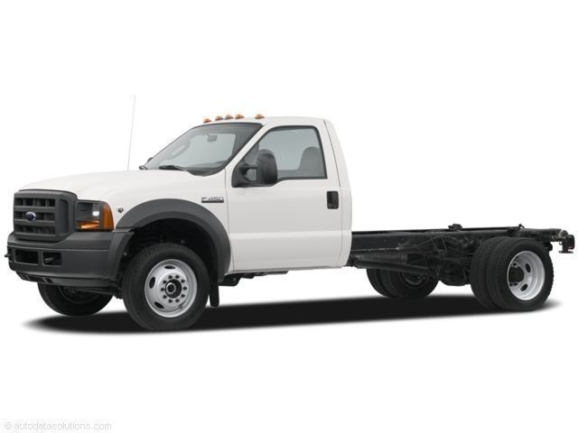 2006 Ford F-450 Chassis  Cab Chassis
