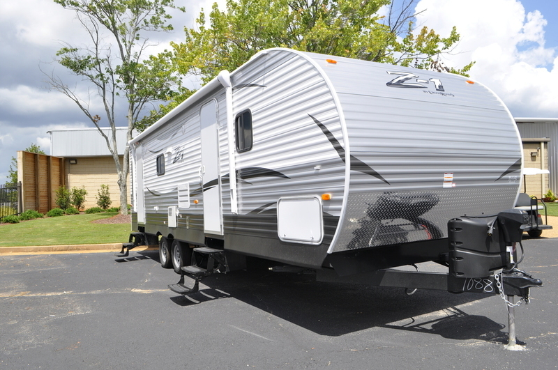 2017 Crossroads Rv Z-1 291RL