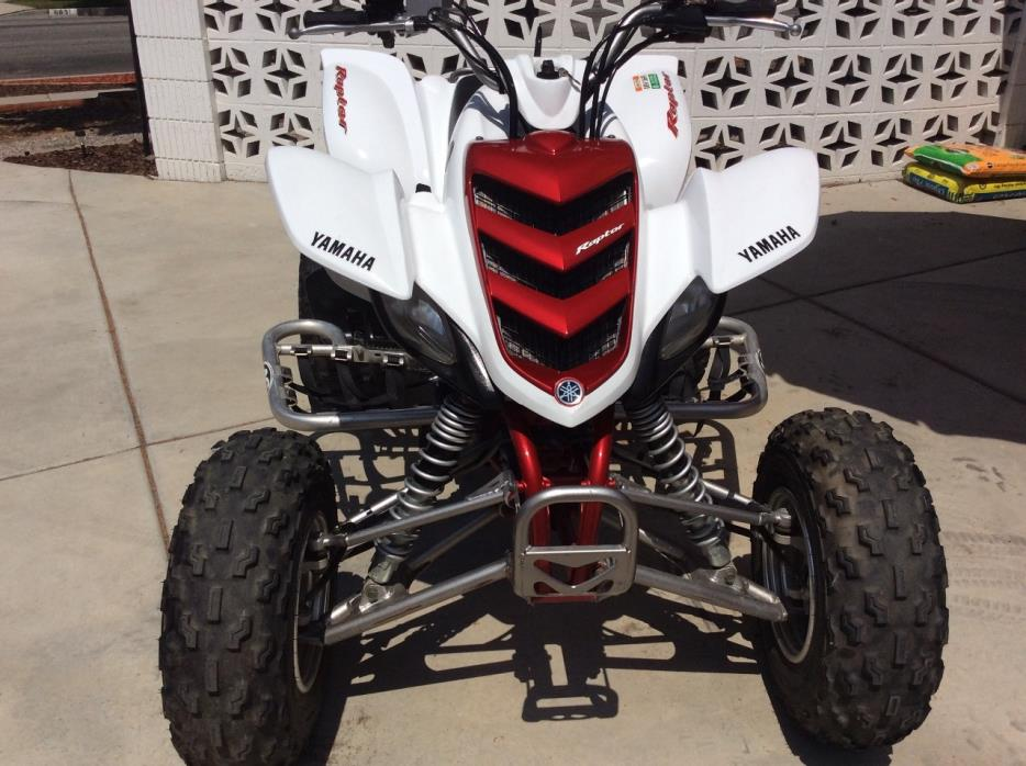 2005 Yamaha 660 Raptor Motorcycles for sale