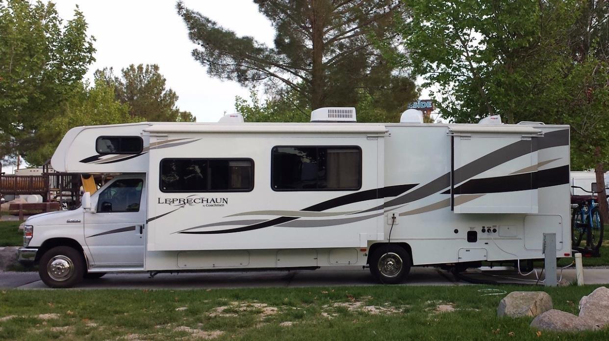 2013 Coachmen Leprechaun 319ds Rvs For Sale