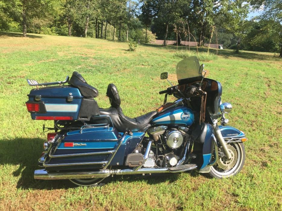 1991 Harley-Davidson ELECTRA GLIDE ULTRA CLASSIC