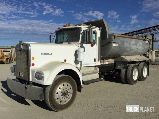 1977 Kenworth W900a  Dump Truck