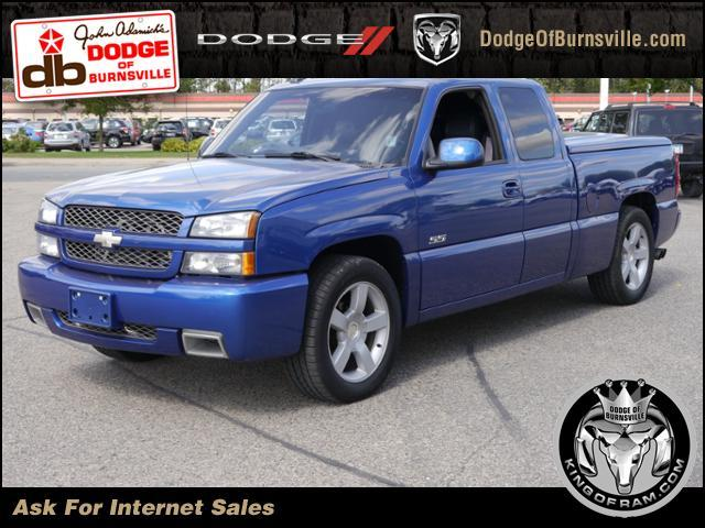 2003 Chevrolet Silverado Ss  Pickup Truck