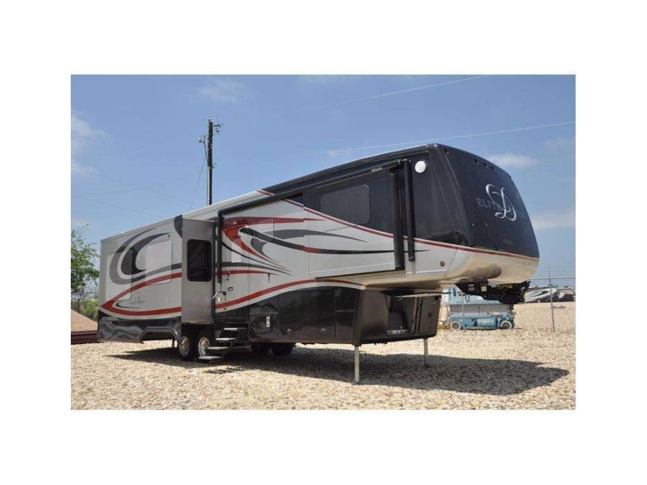 Drv Elite Suites Rvs For Sale In Texas