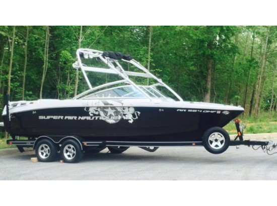 2008 Nautique Super Air Natique 230 Team Edition