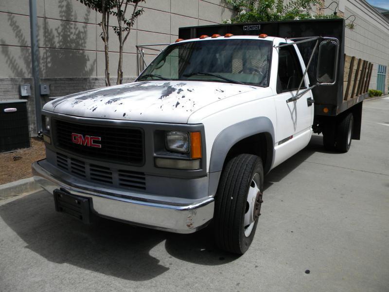 1995 Gmc Sierra 3500  Dump Truck