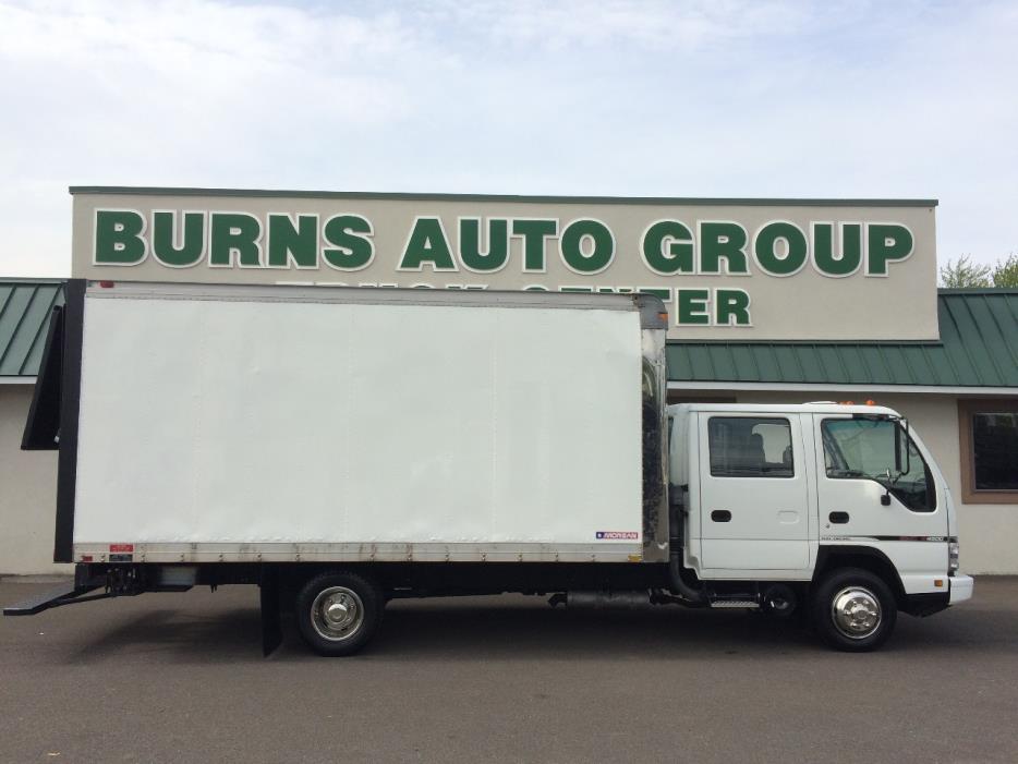 2007 Gmc W4500 Landscape Truck