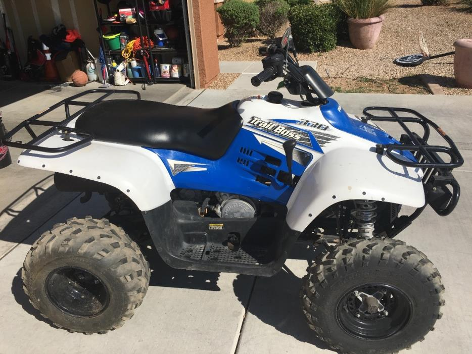 2007 Polaris TRAIL BOSS 2X4