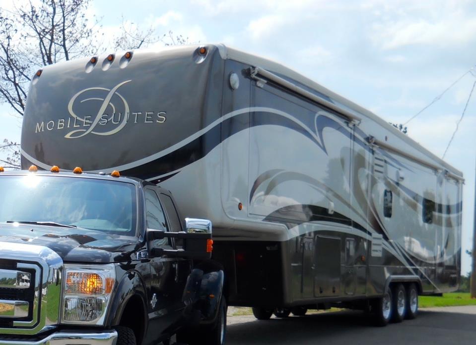 2013 DRV MOBILE SUITES CHARLESTON