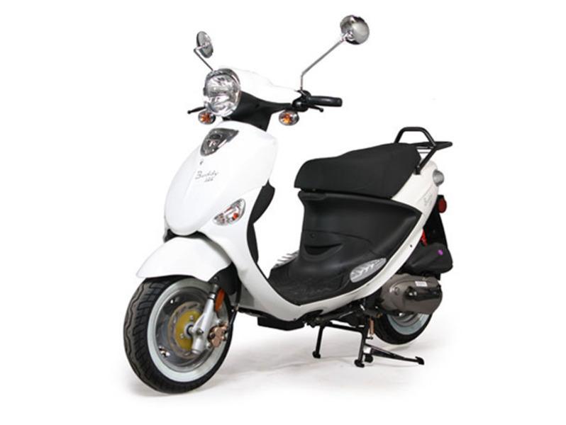 2013 Genuine Scooter Co Buddy 125cc