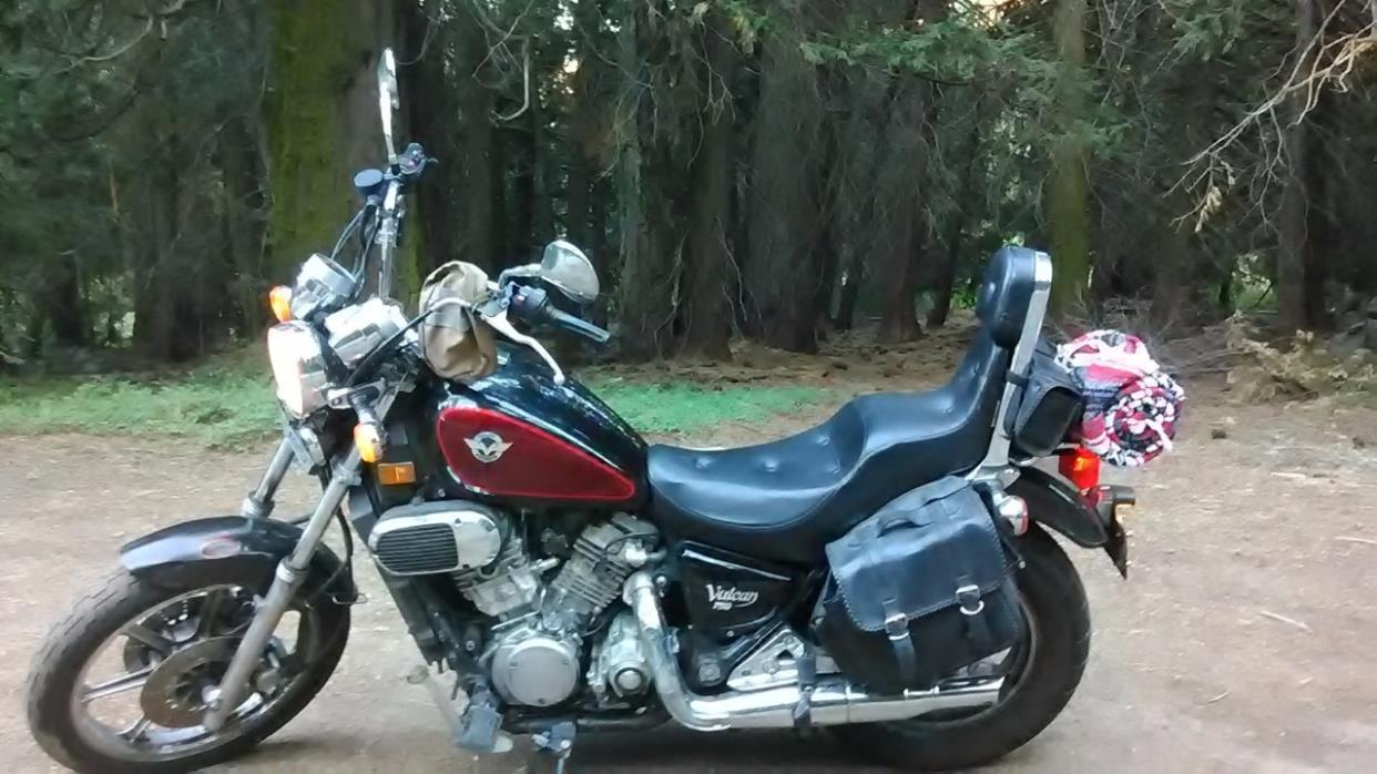 1995 Kawasaki VULCAN 750