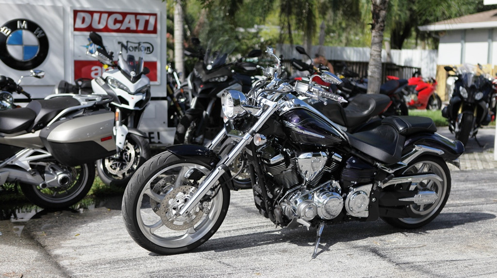 Yamaha raider s motorcycles for sale in odessa florida for Yamaha dealer tampa