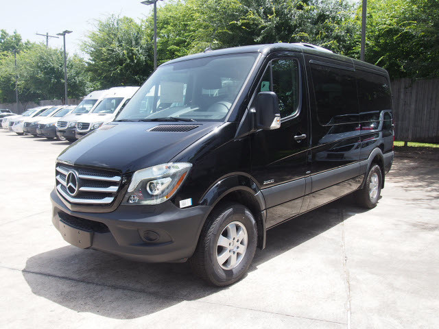 2016 Mercedes-Benz Sprinter 2500  Bus