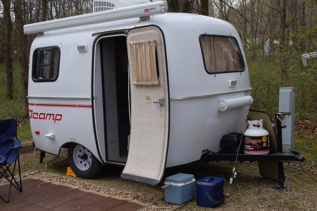 Scamp 13 rvs for sale for 13 floor trailer