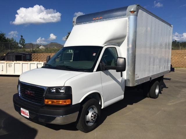 2016 Gmc Savana Cutaway  Cargo Van