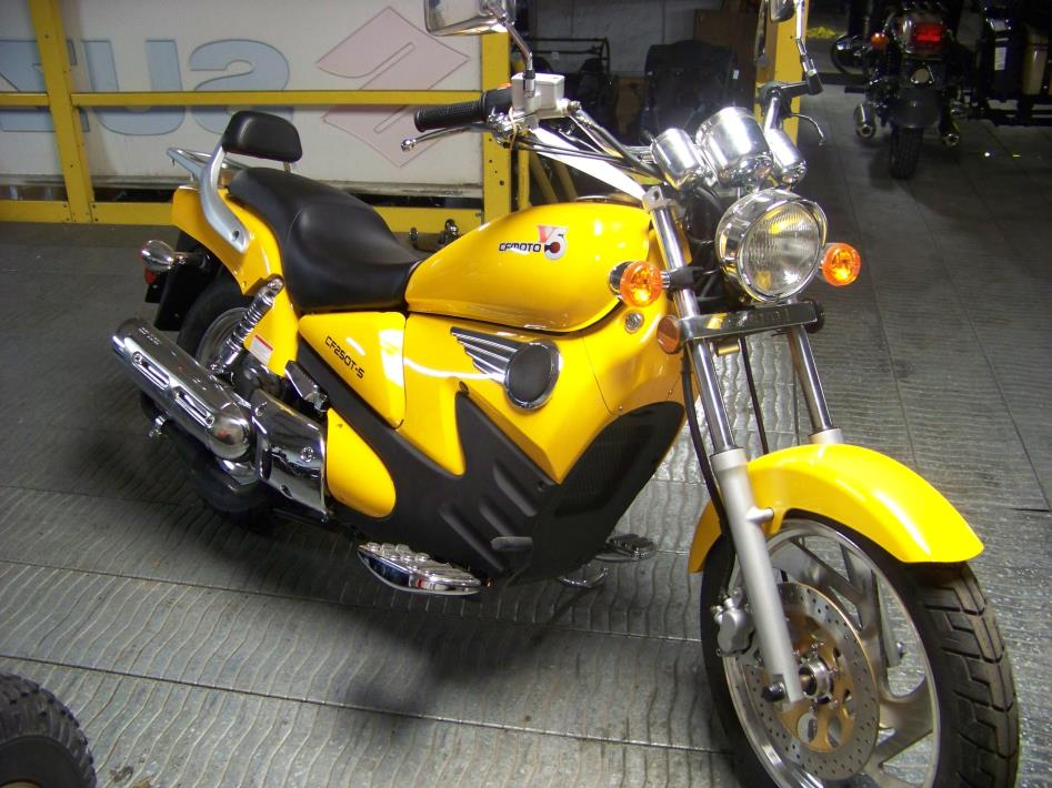 Cf Moto V5 250cc Motorcycles For Sale