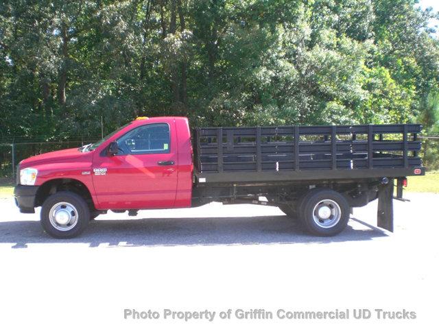 2009 Ram Ram 3500hd Drw Flatbed  Flatbed Truck