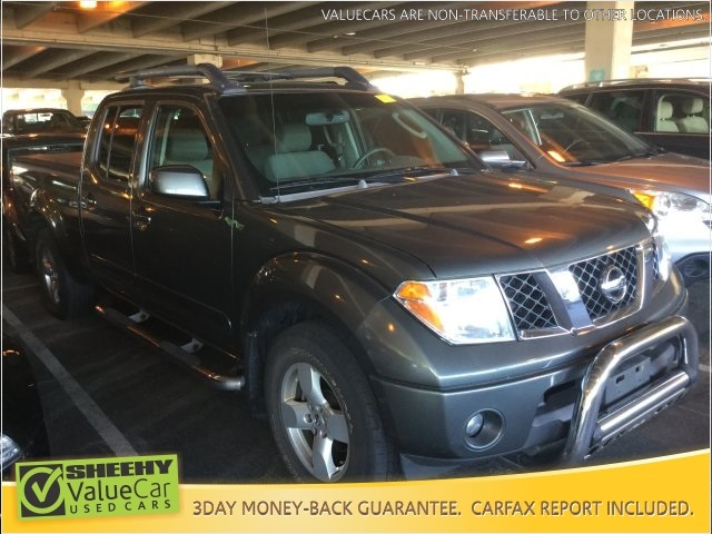 2007 Nissan Frontier Le Pickup Truck