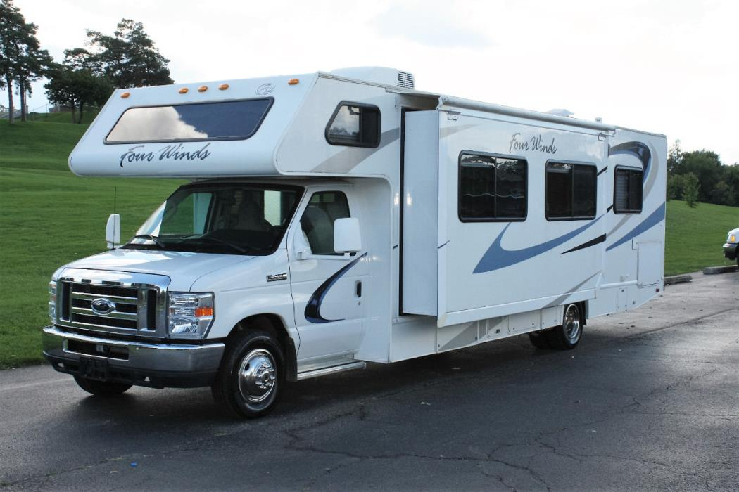 thor motor coach four winds 31p rvs for sale