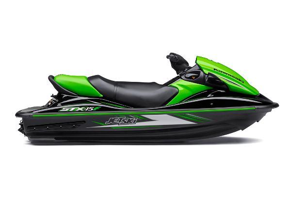 2016 Kawasaki STX-15F