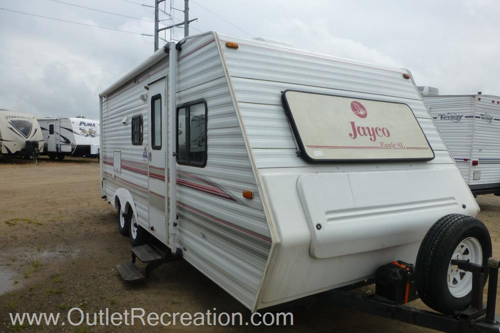 Creative 2000 Jayco Eagle Travel Trailer 31 Feet For Sale In