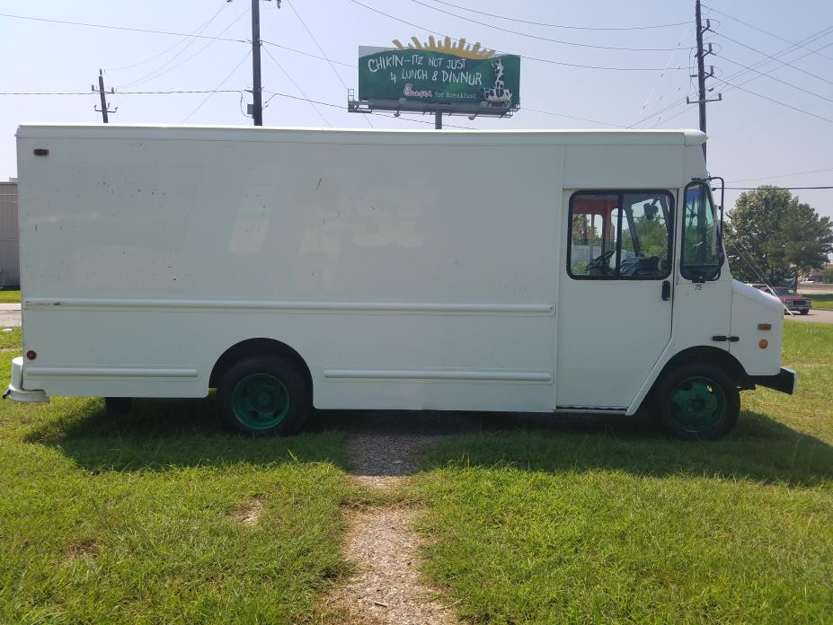 2001 Workhorse Step Van Stepvan