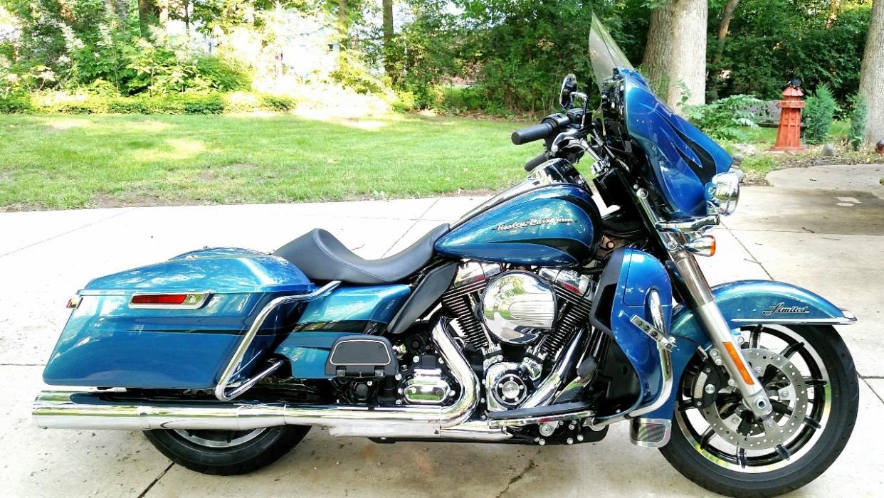Harley Davidson Street Glide Blue Book Value