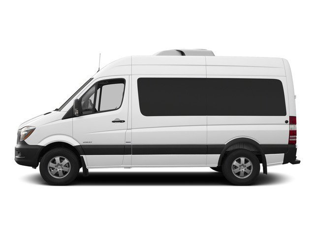 2015 Mercedes-Benz Sprinter 2500 144 Passenger Van