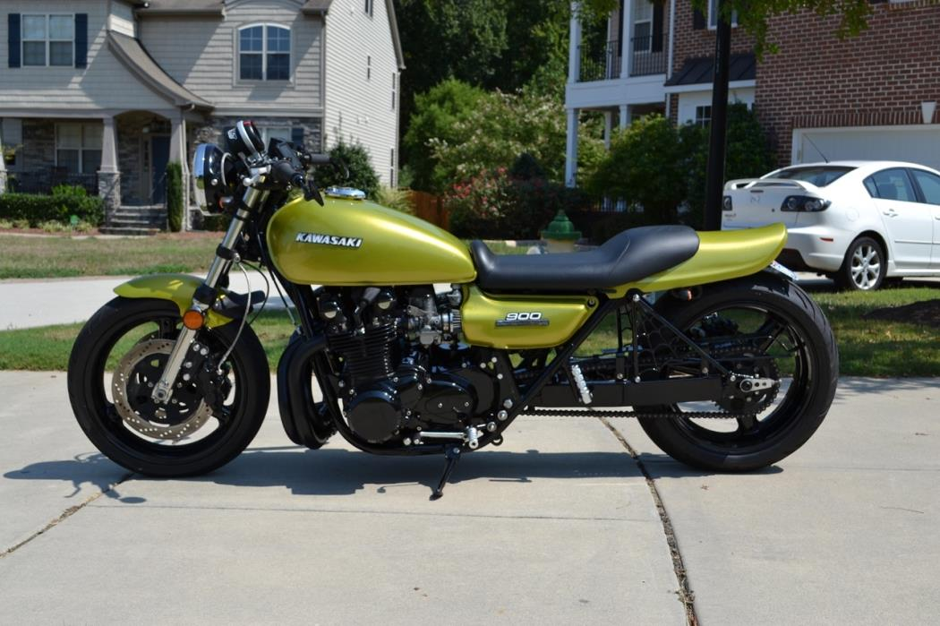 1975 kawasaki z1 900 motorcycles for sale. Black Bedroom Furniture Sets. Home Design Ideas