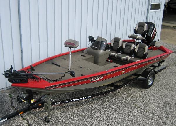 2005 Bass Tracker 185 Pro Team