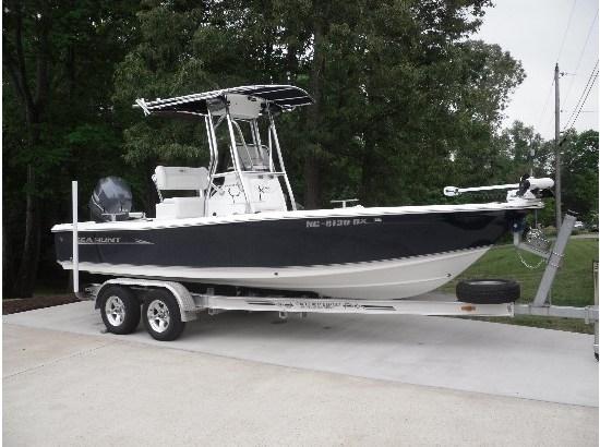 2013 Sea Hunt BX22 Pro