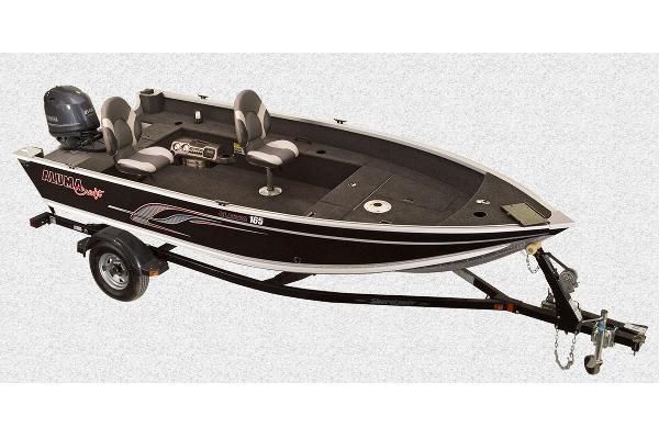 2016 Alumacraft Classic 165 Tiller