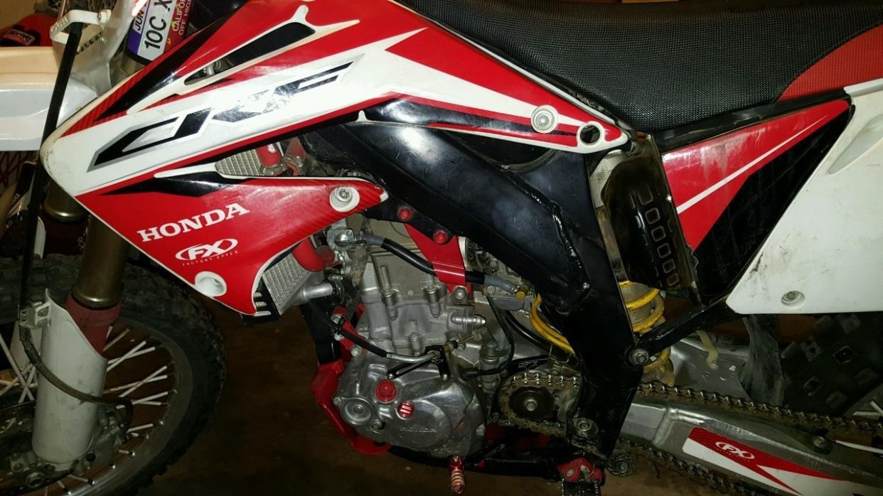 honda crfr motorcycles  sale