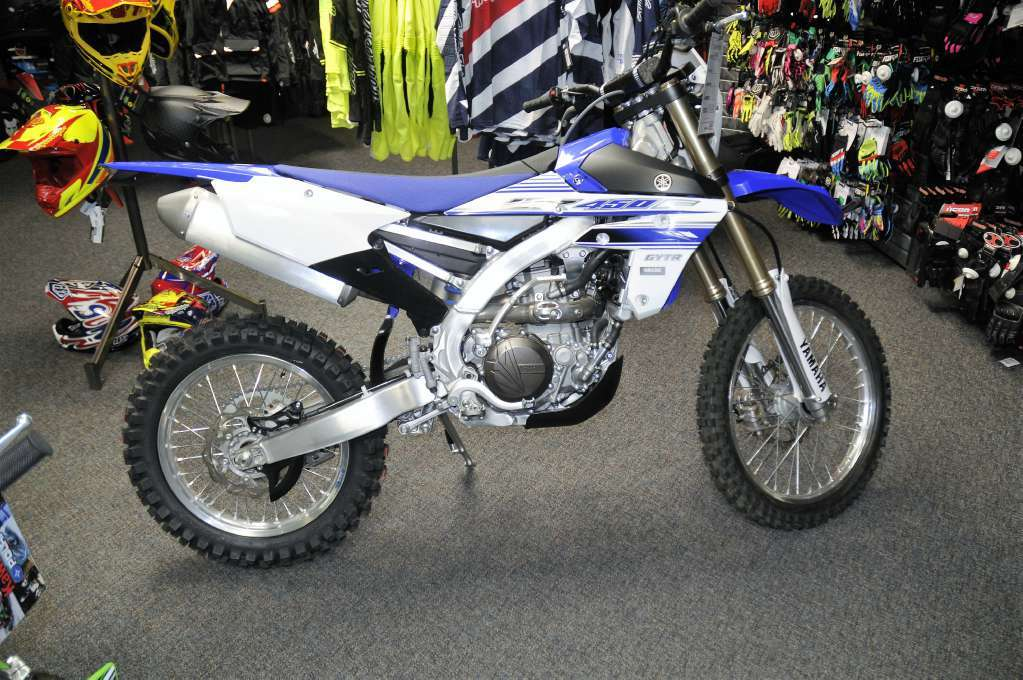 Yamaha wr450f motorcycles for sale in roseville california for Yamaha of roseville