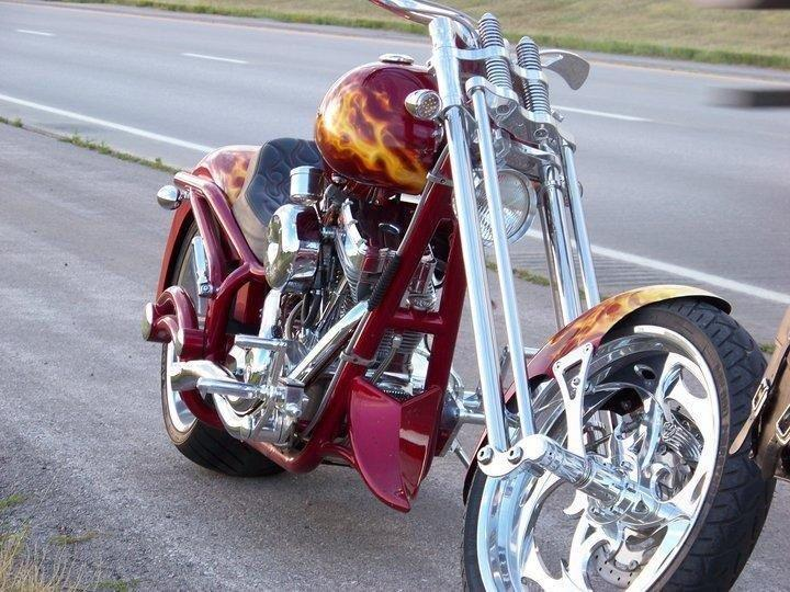 2009 Bourget FAT DADDY CHOPPER