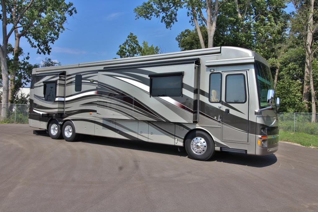 2012 Newmar Mountain Aire 4314