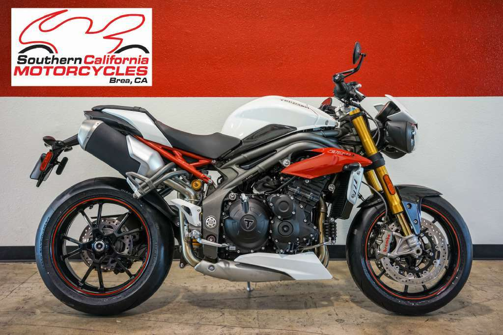 Triumph Speed Triple R Abs Motorcycles For Sale In Brea California