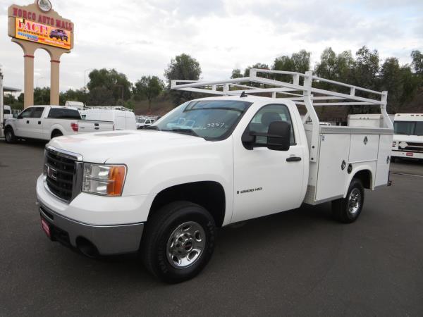 2008 Gmc C2500 Utility Truck - Service Truck