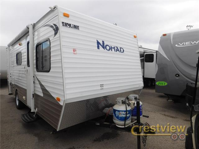 2012 Skyline Nomad Retro 186