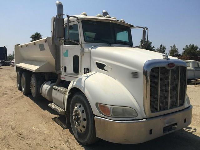 2008 Peterbilt 384 Dump Truck