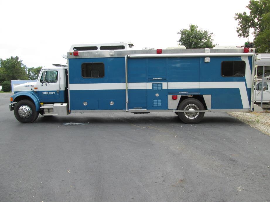 1992 Navistar International Fire Truck