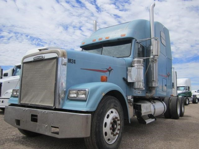 2001 Freightliner Fld132 Classic Xl Conventional - Sleeper Truck
