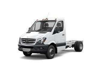 2014 Mercedes-Benz Sprinter 3500 Box Truck - Straight Truck