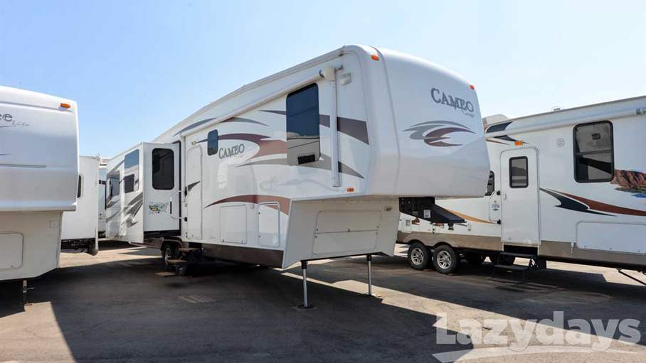 2011 Carriage Cameo F35SB3