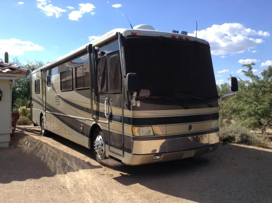 2002 Holiday Rambler IMPERIAL 40WDS